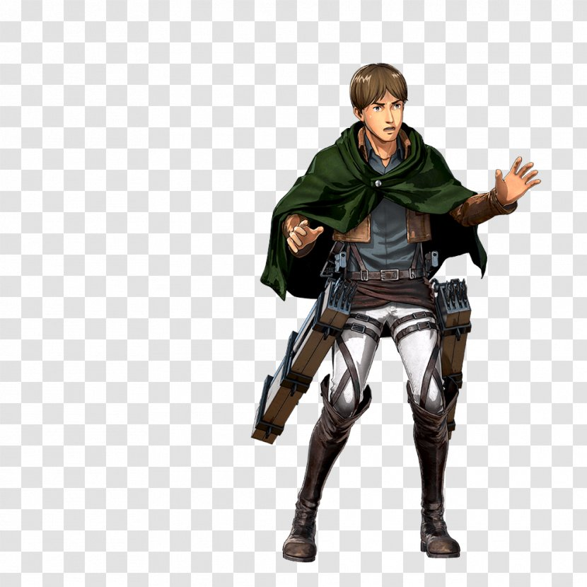 A O T Wings Of Freedom Attack On Titan 2 Video Game Hange Zoe Transparent Png