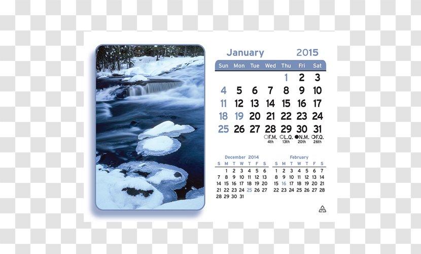 Calendar Font - Gorgeous Desk Transparent PNG