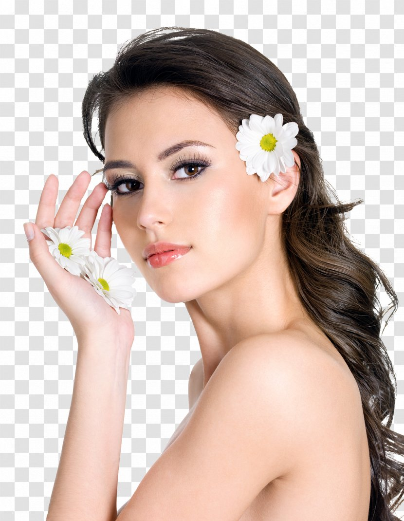 Face Woman Stock Photography Skin - Capelli - Women Hair Transparent PNG
