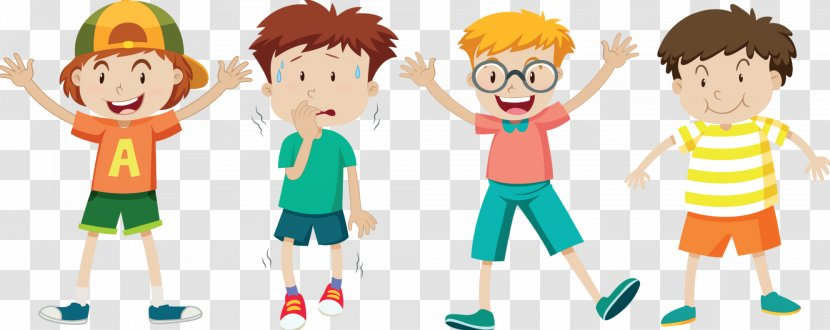 Kids Playing Cartoon - Toy - Style Transparent PNG