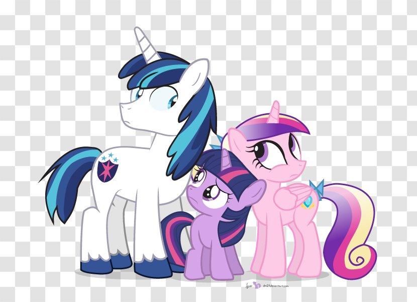 Pony Twilight Sparkle Rarity Horse Princess Cadance - Tree Transparent PNG