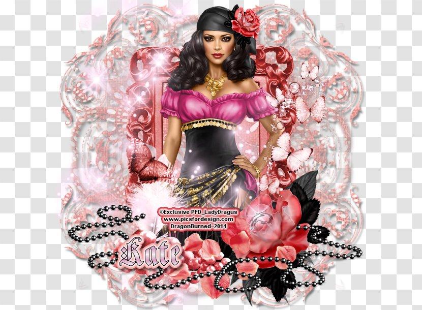 Pink M Transparent PNG