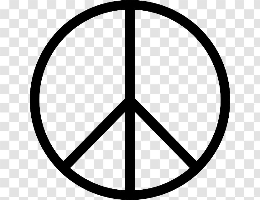 Peace Symbols Clip Art - Symbol Transparent PNG