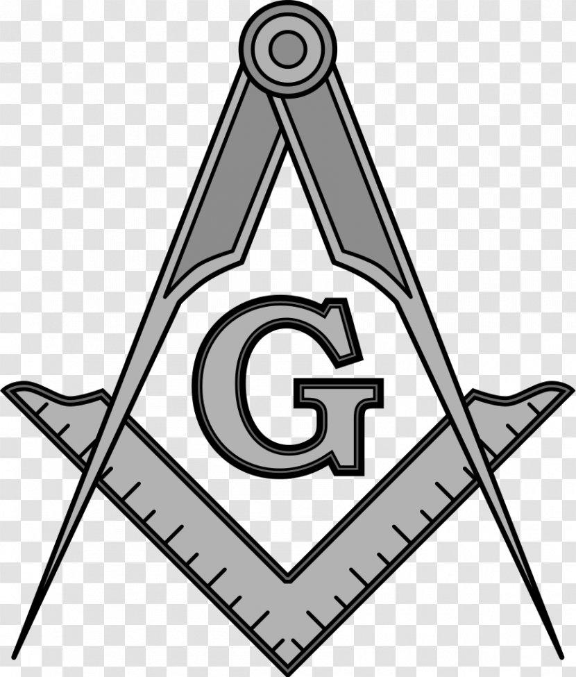 Freemasonry Square And Compasses Masonic Lodge Symbol Clip Art - Illuminati - Windows For Icons Mason Transparent PNG