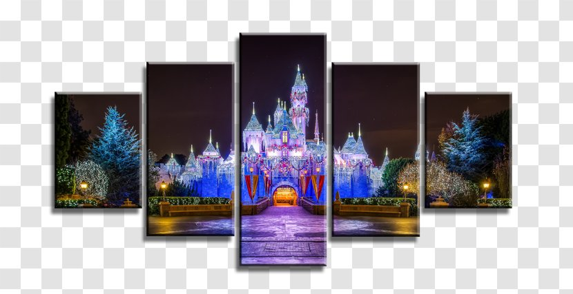 Desktop Wallpaper Tokyo Disneyland Ipad Mini 4 Walt Disney Company Canvas Print Transparent Png