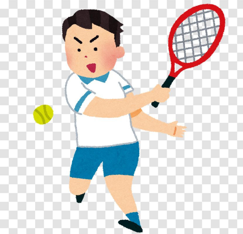 Tennis Elbow 接骨院 Seitai - Racket Transparent PNG