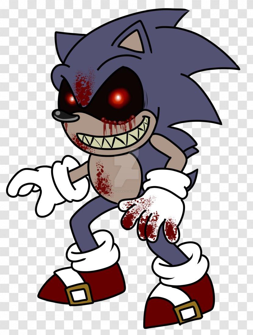 Exe Sonic Adventure Tails Doll Clip Art Cartoon The Hedgehog Triple Trouble Transparent Png