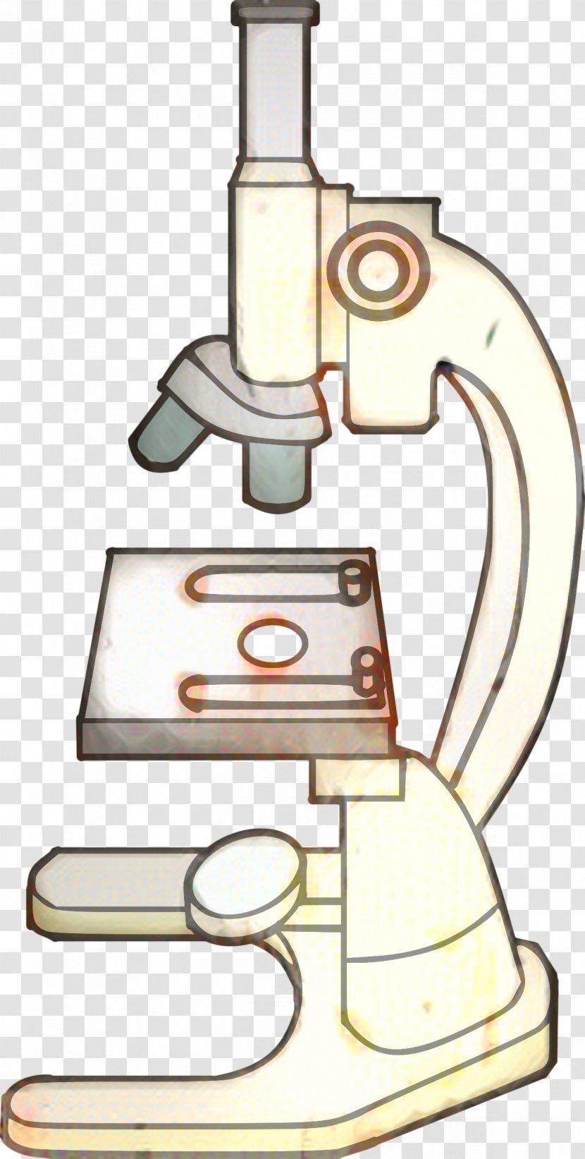 microscope cartoon line art transparent png line art transparent png