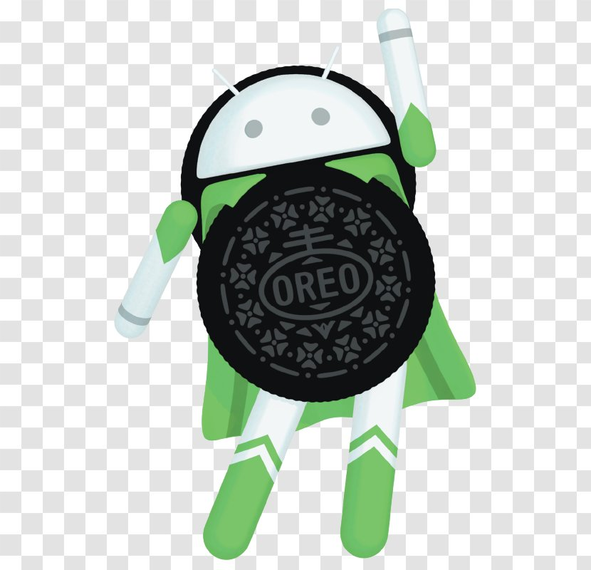 Android Oreo Operating Systems - Version History Transparent PNG