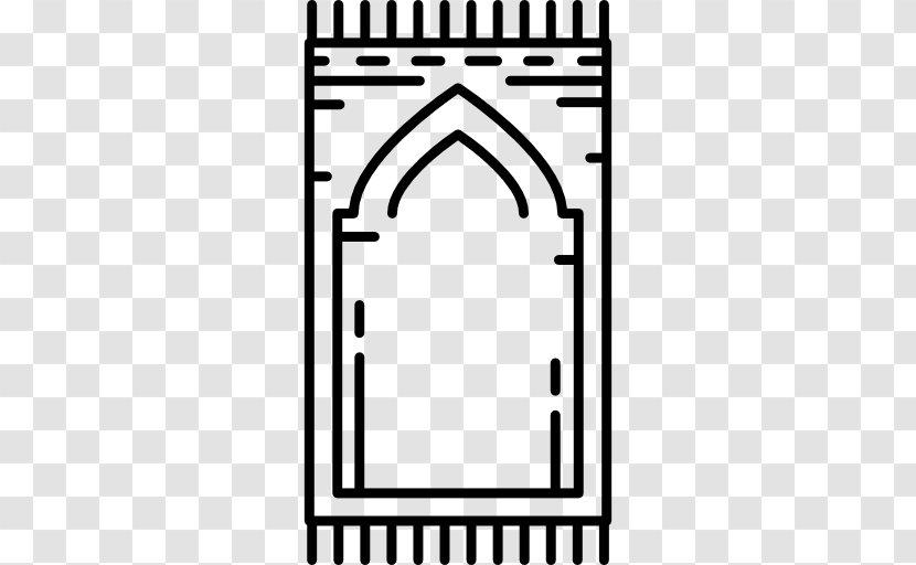 Prayer Rug Salah Religion Islam - Jumu Ah - Ramadan Kareem Icons Set Of Arabian Transparent PNG