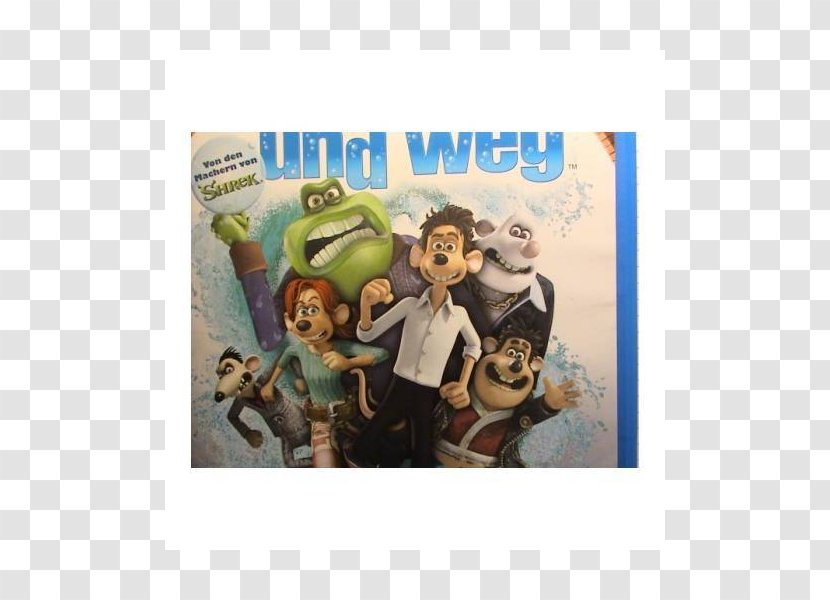 Roddy Film 0 Comedy Flushed Away 2006 Ratatouille Transparent Png