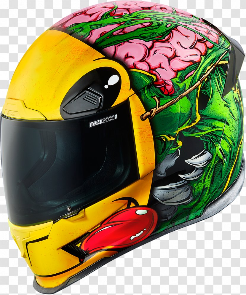 Motorcycle Helmets Airframe Integraalhelm Fiberglass - Bicycle Clothing Transparent PNG