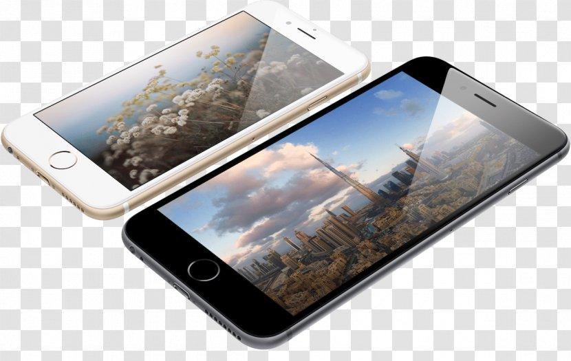 IPhone 7 Plus 8 6 6s - Communication Device - Apple Iphone Transparent PNG