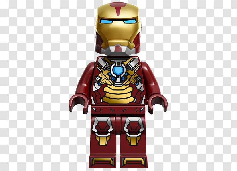 Iron Man Lego Marvel Super Heroes Mandarin Marvel's Avengers - S Transparent PNG