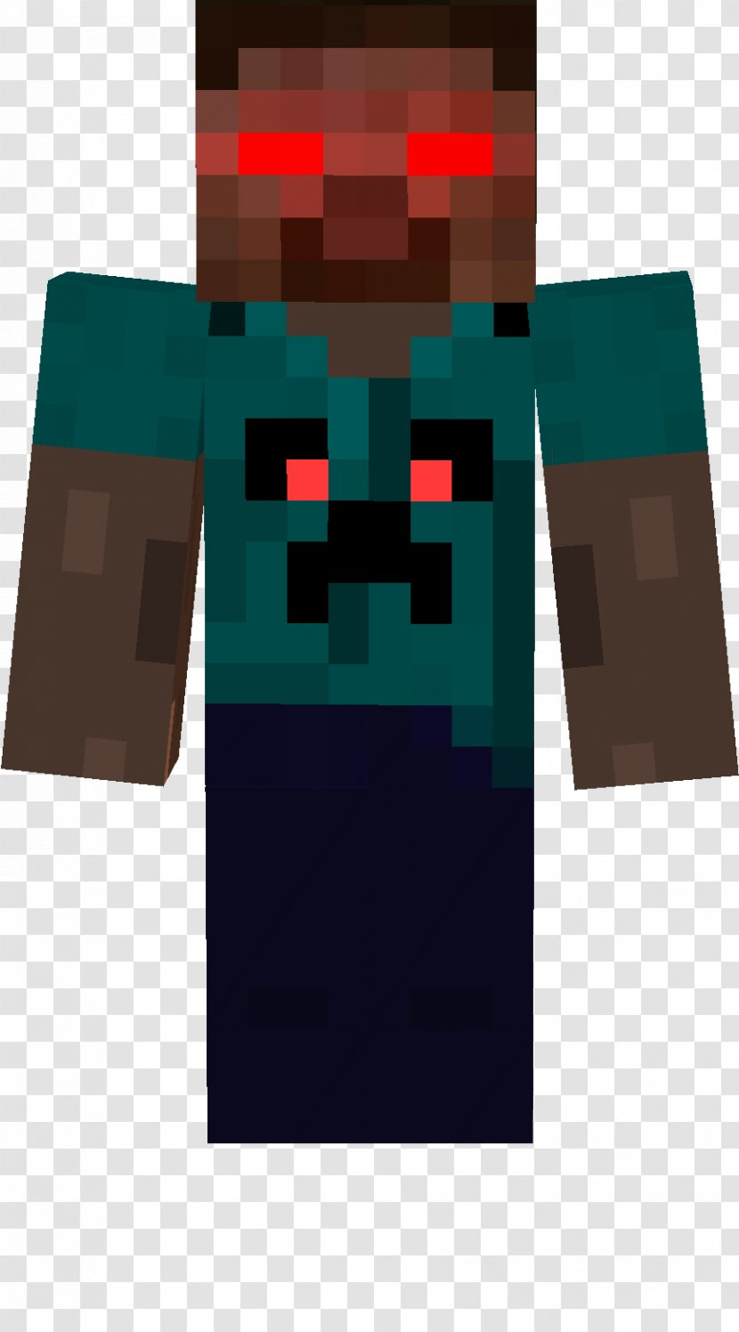 minecraft pocket edition roblox xbox 360 video game cape Minecraft Pocket Edition Roblox Herobrine Skin Enderman Transparent Png
