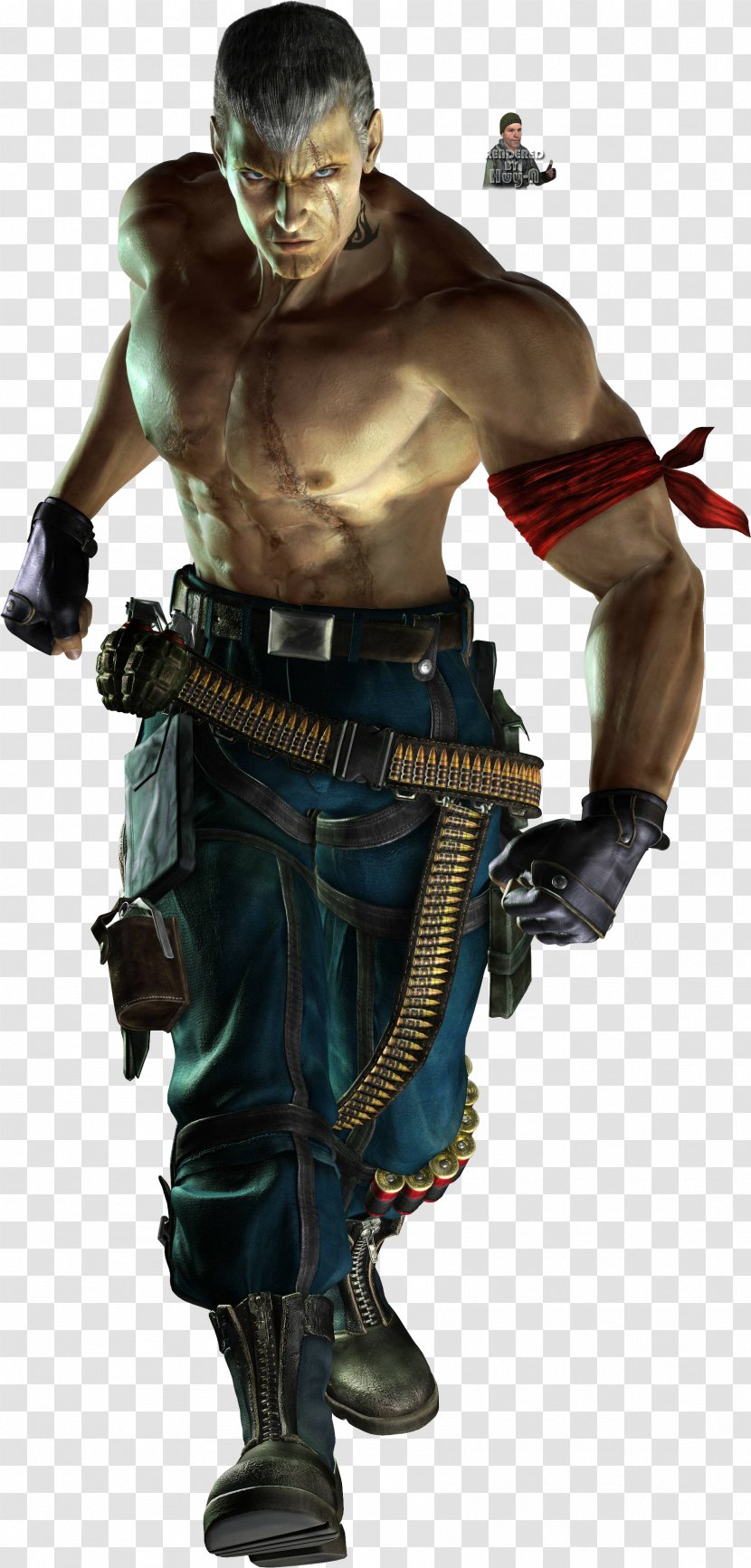 Tekken 5 Dark Resurrection 4 Bryan Fury Jin Kazama Transparent Png