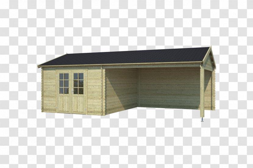 Shed Casa De Verão Eurohandel Assortment Strategies Gable Roof - Log Cabin - Shingles Transparent PNG