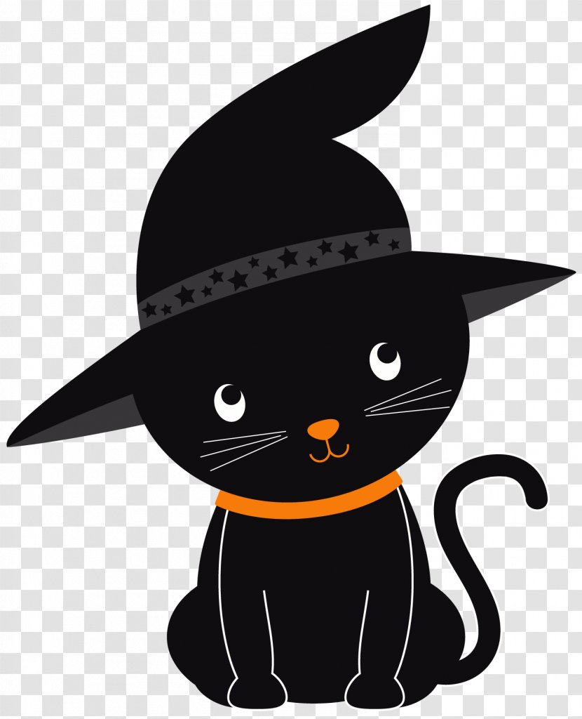 Black Cat Halloween Kitten Clip Art Carnivoran Cats Transparent Png The predecessor image of cartoon cat was posted online by trevor henderson on august 4, 2018. black cat halloween kitten clip art