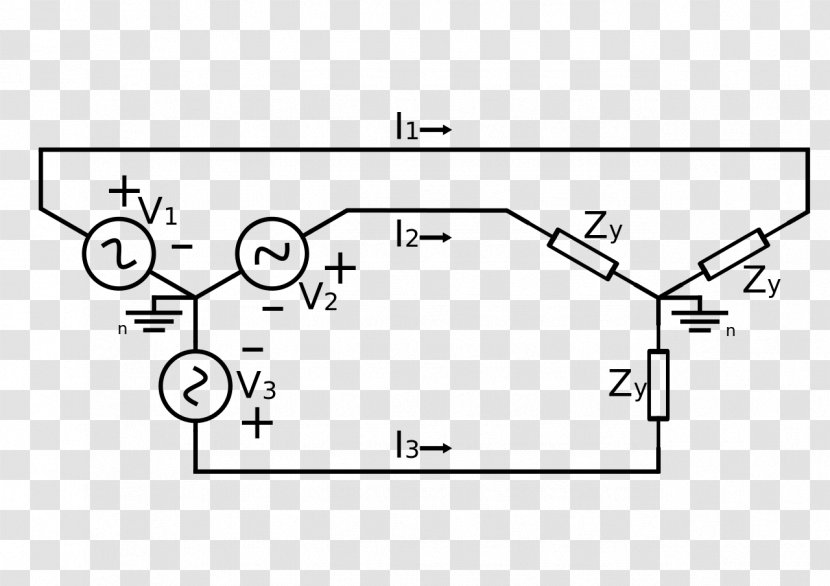 single phase to three wiring diagram