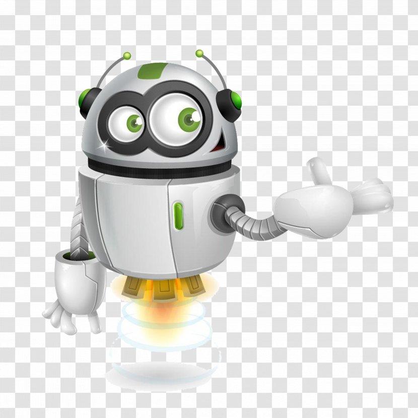 binar robot crea)