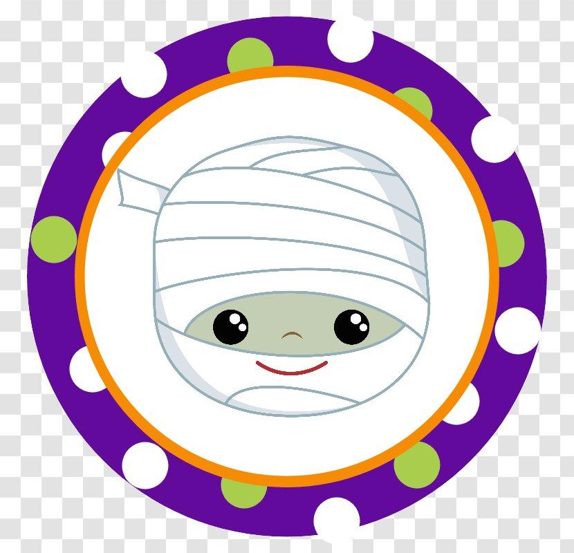 Cute Mummy Clipart - Mummy Head Clipart Cute, HD Png Download , Transparent  Png Image - PNGitem