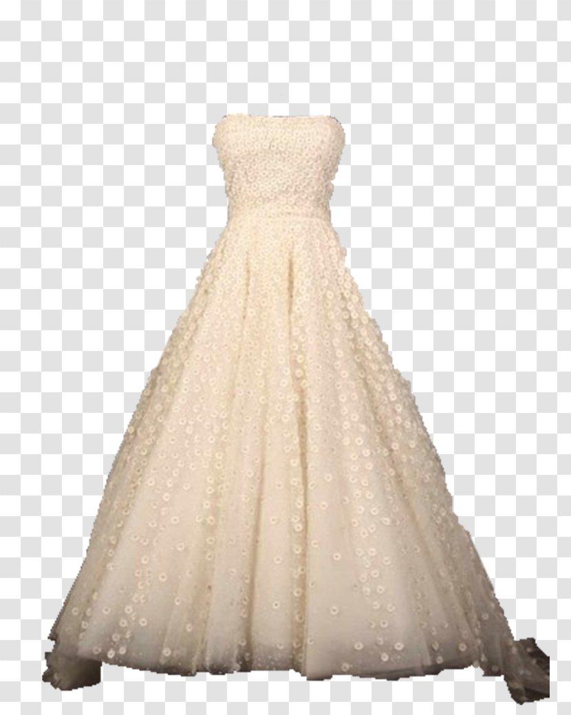 Wedding Dress Ball Gown Clip Art Cocktail Transparent Png