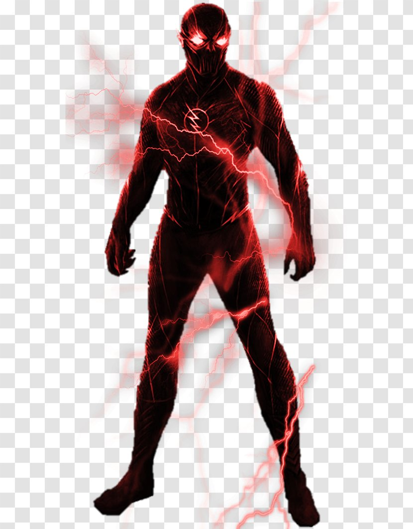 Hunter Zolomon Faora Youtube Black Flash Standing Gorilla Transparent Png