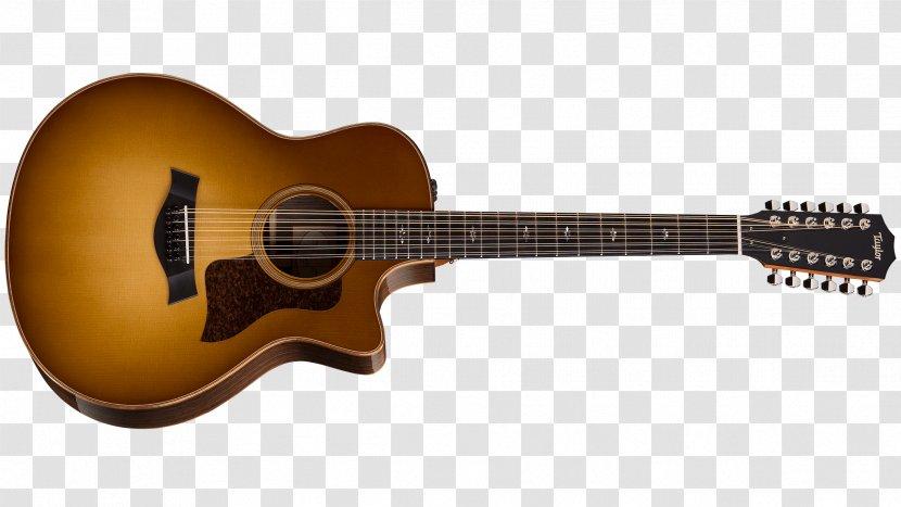 Gibson Les Paul Custom Twelve-string Guitar Epiphone Brands, Inc. - Acoustic Transparent PNG