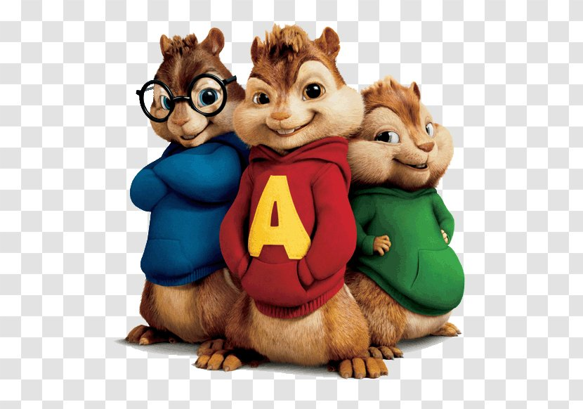 Theodore Seville Alvin And The Chipmunks Simon Dave Transparent Png