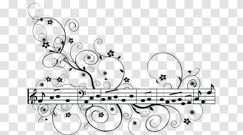 Musical Note Graphic Design - Tree Transparent PNG
