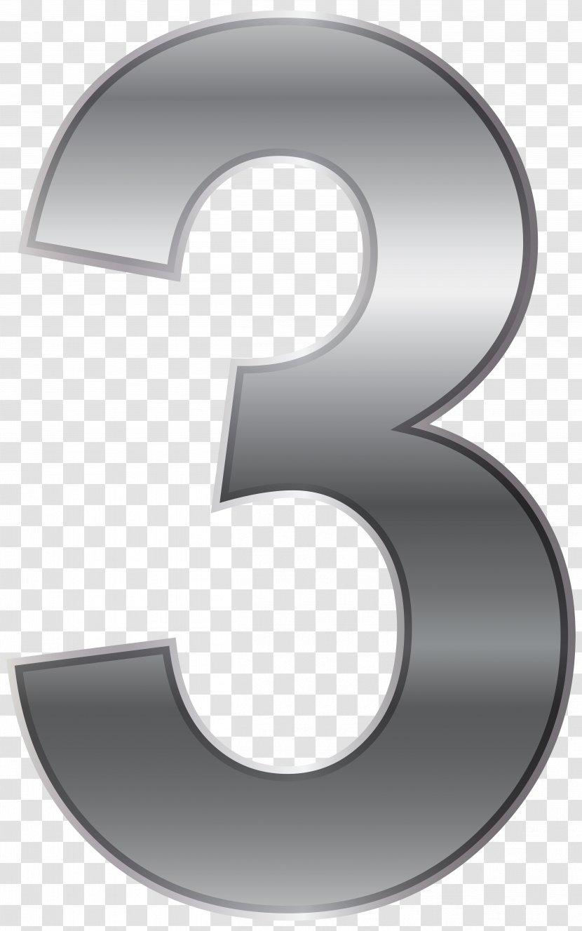 Number Symbol Clip Art 3d Transparent Png