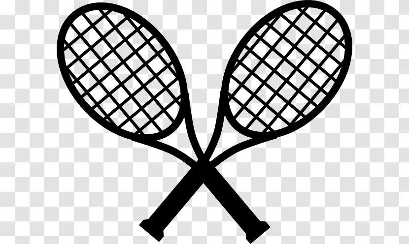 Tennis Racket Rakieta Tenisowa Clip Art Accessory Rackets Transparent Png