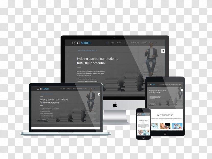 Responsive Web Design Template Generator Joomla Bootstrap Application Templates Transparent Png