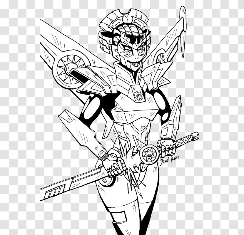 - Line Art Artist /m/02csf Drawing - Transformers Coloring Pages Transparent  PNG