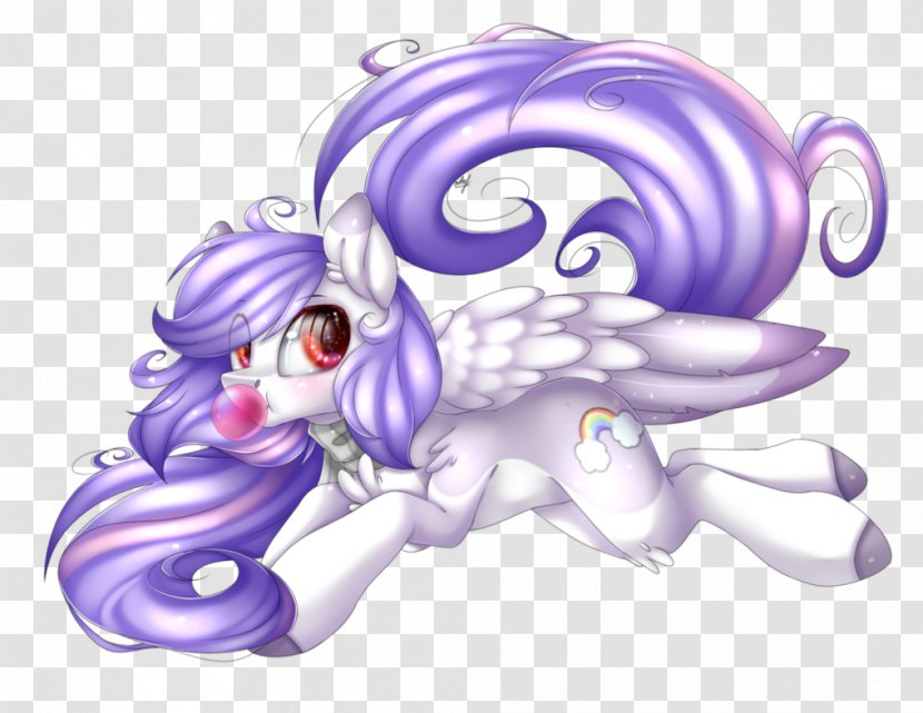 Fairy Horse Cartoon Desktop Wallpaper - Art Transparent PNG