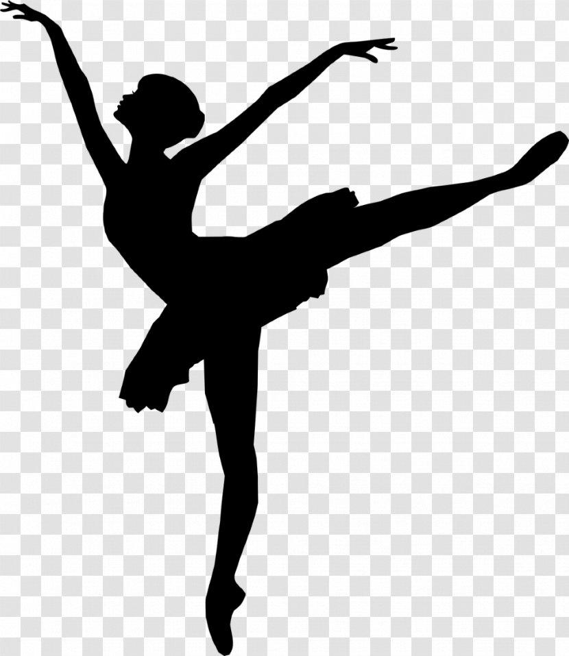 Ballet Dancer Shoe Clip Art Silhouette Ballerina Transparent Png