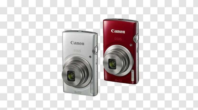 Canon Eos Point And Shoot Camera Secure Digital Ixus 185 Transparent Png