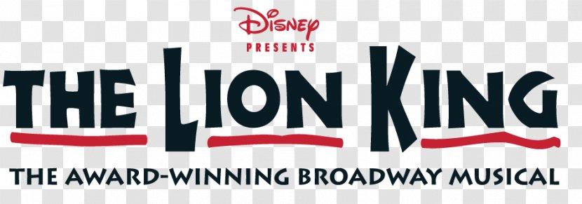 The Lion King Logo Font Text Design Transparent Png