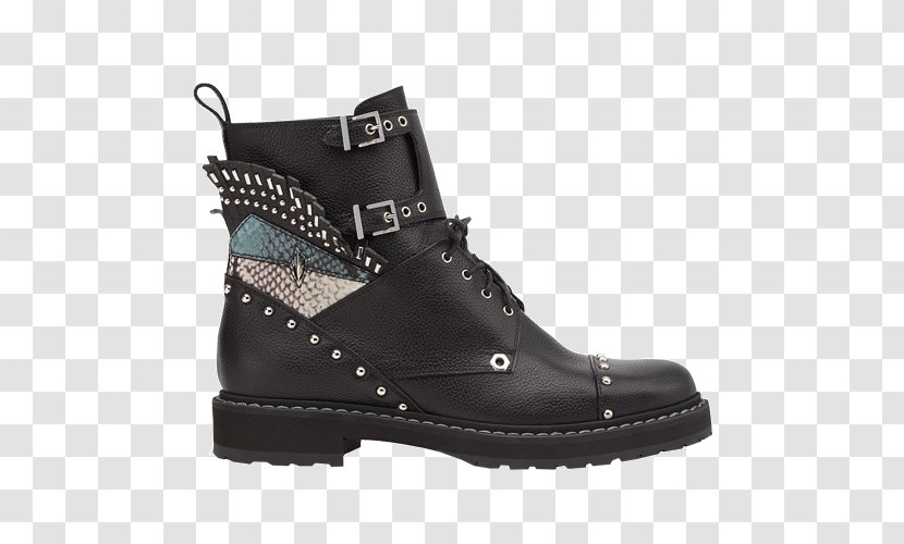 Boot Court Shoe Zipper Black - Priyanka Transparent PNG