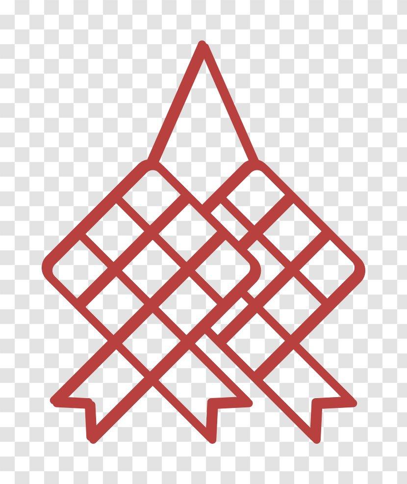 Eid Mubarak Icon Ramadan Parallel Triangle Transparent Png
