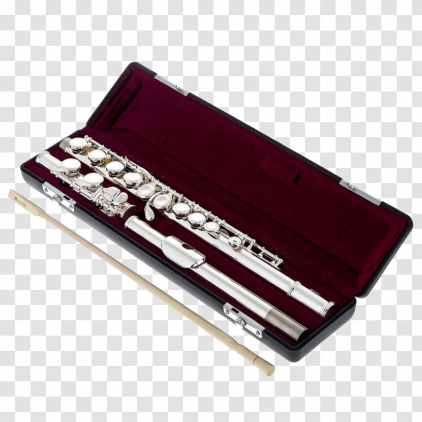 Woodwind Instrument Jupiter JFL700EC Flute Western Concert JFL-700  Transparent PNG