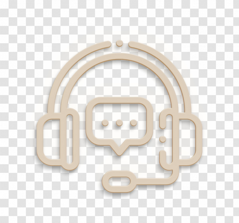 Headset Icon Call Center Icon Transparent PNG