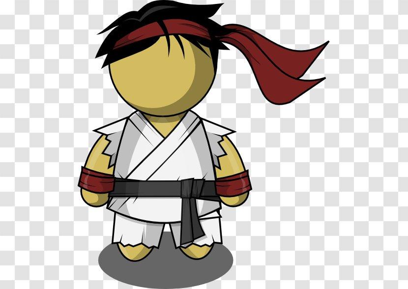 Karate Cartoon Drawing Clip Art Transparent Png