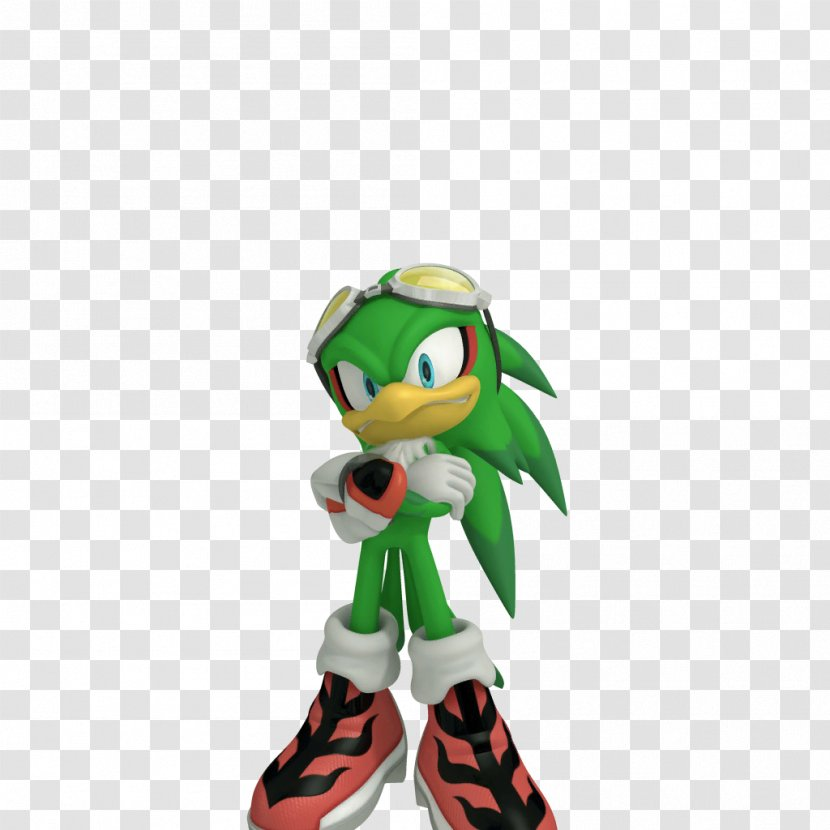 Sonic Riders Free The Hedgehog Tails Shadow Animal Figure Jet Transparent Png