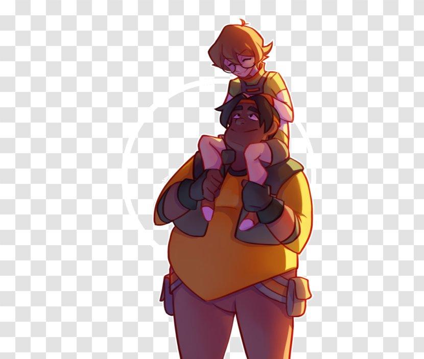 Cartoon Homo Sapiens Legendary Creature - Frame - Princess Allura Transparent PNG