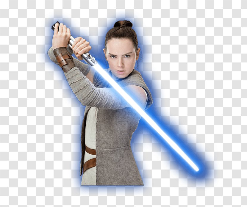 Star Wars: The Last Jedi Rey Luke Skywalker Kylo Ren Anakin - Wars Forces Of Destiny Transparent PNG