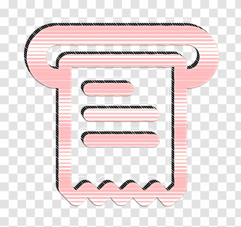 Ticket Icon Shop Receive Icon Electronic Commerce Icon Transparent PNG