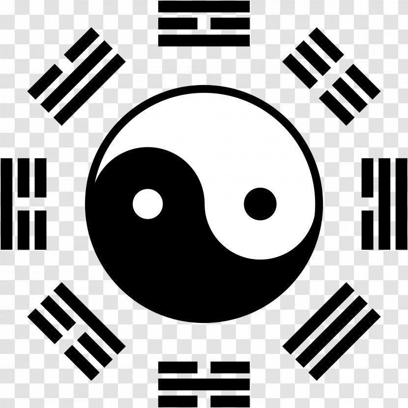 Feng Shui Good Luck Charm Symbol Bagua Area Yin Yang Transparent Png