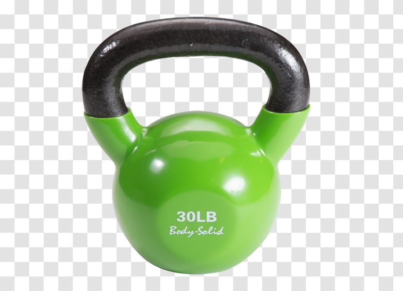 Kettlebell Dumbbell Exercise Barbell Physical Fitness - Weights Transparent PNG