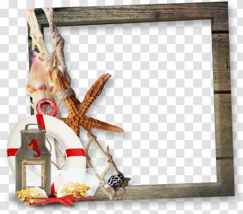 Wood Frame - Picture - Cartoon Transparent PNG